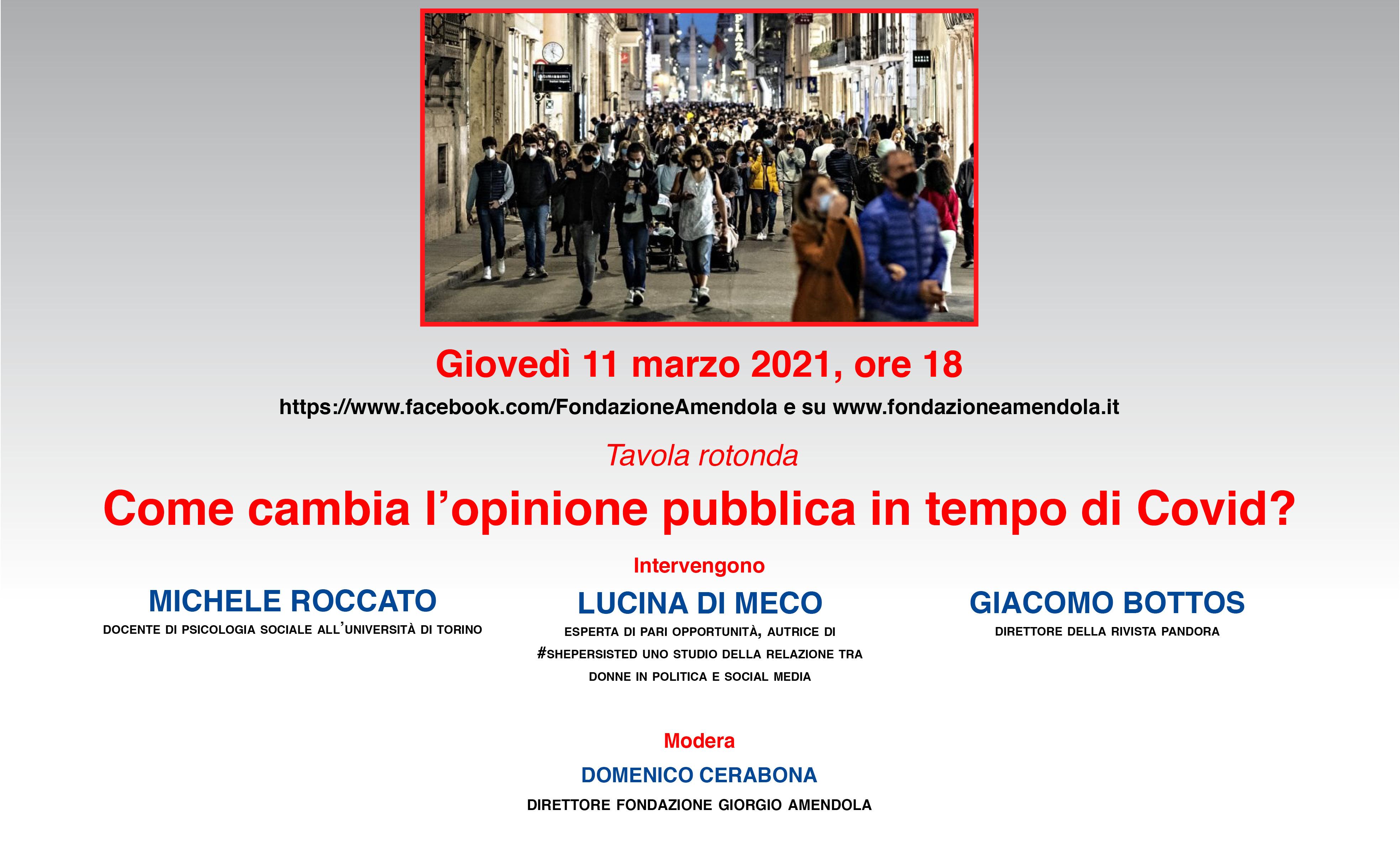 Locandina 11 Marzo